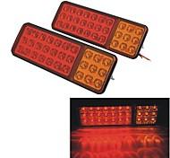 LED Blinklicht/Bremslicht/Dekorative Lampe Warnlicht/Dekorativ/Wasserdicht )
