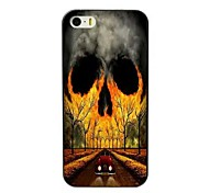 The Cool Skull Design Hard Case for iPhone 4/4S