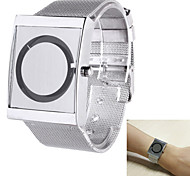 Men's Analog Wrist Watch Personality Fashion Steel Belt Design Quartz Watch(Assorted Colors) Cool Watch Unique Watch
