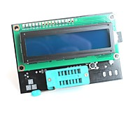 Electronic Components Test Module with 5V LCD1602 Display Screen for Arduino