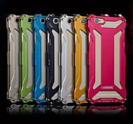 "4.7"" Metal Aluminum Transformers Bumper OPS Case Cover for iPhone 6 (Assorted Color)"