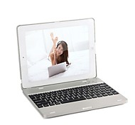 Portable Wireless Bluetooth Keyboard Case Cover   Protector for Apple Ipad 2/3/4(Assorted Colors)