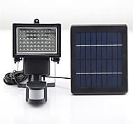 Y-солнечная 60 светодиодов солнечной энергии привело аварийные аккумуляторные Светодиодные кемпинг ИК-датчика открытый солнечные