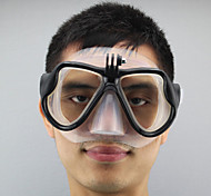 Mount Diving Mask Scuba Snorkel Swimming Glasses For GoPro  Hero 2/ 3 /3+/ 4 /SJ4000 / SJ5000