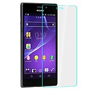 Real Premium Tempered Glass Screen Protector for Sony Xperia M2