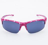 100% UV Rectangle Plastic Fashion Sunglasses