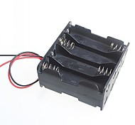 8 Packs The 5th Battery Box 3V Duplex Battery Box