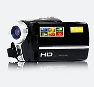 "RICH DVH-591 HD 720P Pixels 5.0 Mega Pixels 16X zoom 3.0""LCD Screen HD Digital Camera Camcorder"