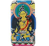 kinston® religieux modèle quatre motif cuir PU couverture complète du corps avec support pour l'honneur de Huawei 6x / 6 de plus de