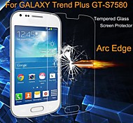 Angibabe Ultra Thin 0.3mm Premium Explosion Proof Tempered Glass Screen Protector For Samsung Galaxy Trend Plus GT-S7580