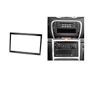 Car DVD Facia for Peugeot 207 307 Expert Fiat Scudo Stereo Radio Panel Fascia Fitting Trim Installation Kit