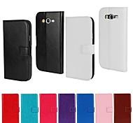 Samsung Handy - Samsung Galaxy I9060 Grand-Neo - Hüllen (Full Body)/Hüllen mit Ständer - Einfarbig/Spezielles Design (