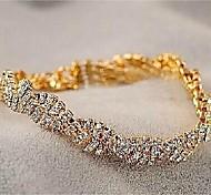 Love Is You Fine Diamond Shining Bracelet