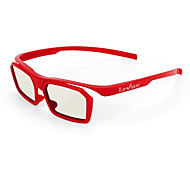 FDR Rotatory Polarized 3D Glasses(Random Color)