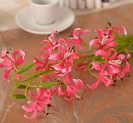 """41.3""""L Set of 1 High Mangnolia Silk Cloth Flowers"""
