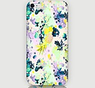 Ink and Wash Painting Pattern Back Case for iPhone 6