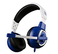 - X6 - Kopfhörer - Verkabelt - Kopfhörer (Kopfband) - mit Mit Mikrofon/Lautstärkeregler/Spielen - für Media Player/Tablet PC/Handy/Computer