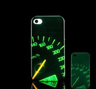 iPhone 4/4S compatible Graphic/Special Design/Glow in the Dark Back Cover