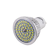 YouOKLight® GU10 6W 600lm 6000K White  48-SMD 2835 LED Spotlight Bulb (110~240 V)