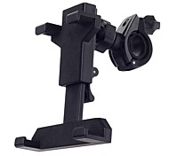 "Universal Motorcycle Bicycle Holder for Ipad MINI / 5""~7"" Tablet PC (Black)"