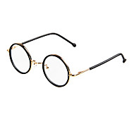 [Frame Only] Round Full-Rim Eyeglasses