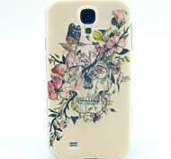 Butterfly TPU Soft Case for Samsung Galaxy S4 I9500