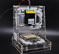neje 300MW la mini imagen máquina de grabado láser impresora láser logo cnc bricolaje