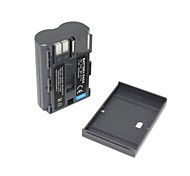 1700mAh BP-511A Camcorder Battery Pack for Canon EOS 5D/ 10D/ 20D / 20DA/30D/ 40D/ 50D