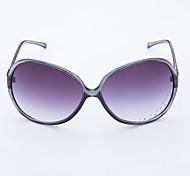 100% UV Men's Oversized Plastic Retro Sunglasses