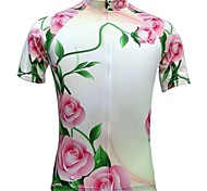 Jesocycling® Women's Short Sleeve Spring And Summer Breathable Cycling Jerseys