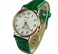 Women's Simple And Elegant Dress Watch Quartz Analog Couple Models Cool Watches Unique Watches