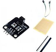 38kHz módulo sensor receptor ir e acessórios para arduino