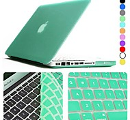 "ENKAY Protective Keyboard Film and Matte Case for 15.4"" MacBook Pro"
