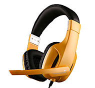 Ovann X5 Wired Stereo Gaming Headphone with Mic for PC/Laptop/Phone