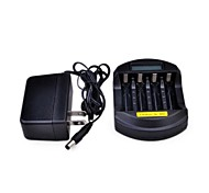 Soshine sc-c5 lifepo4 14.500 10.440 NiMH AA AAA lcd Schnellladegerät (USB 5V + DC 12V) |