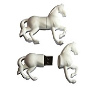Horse Model  USB 8GB 2.0 Memory Flash Pen Drive New