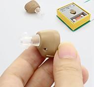 de haute qualité meilleure amplificateur de son ton réglable mini-ite personnelle invisible aide auditive audiphone