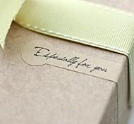 многофункциональный корейский стиль выпечка уплотнения Декоративные DIY наклейки (20 наклейки / шт) (письмо: специально для вас)