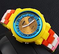 Relógio Esportivo - Mulher - Quartzo Japonês - Analógico-Digital