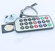 ir-Empfänger-Modul Funk-Fernbedienung-Kit für Arduino (1 x CR2025)