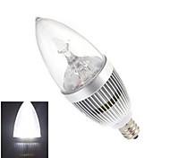 Ding Yao Lâmpada Vela E14 12 W 120 LM 6000-6500 K Branco Frio 5 LED de Alta Potência 1 pç AC 85-265 V