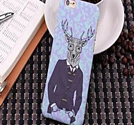 Orcs Series Noctilucent Style Mobile Phone Protection Cover for iPhone 6