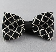 SKTEJOAN®Men's Knitted Fashion Show Bow Tie