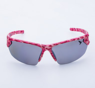 Cycling Anti-Wind Plastic Wrap Fashion Sports Glasses