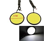 Phares de jour ( 6000K , Feux/Décoratif ) LED - Automatique