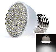 E271.9W 110V 38 LED White Light Bulb Lamp Ultra Bright
