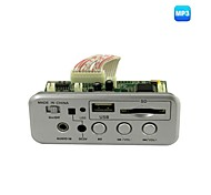 in-898 5v mp3 decodifica radio modulo lettore mp3 audio digitale w / usb / sd