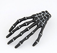 Fashion Personality Skull Claws Brooch Hairpin