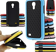BIG D Double Color Fashion Soft Case for Samsung Galaxy S4 Mini I9190