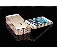 Diamond Look Diamond Rhinestone Decorated Case for iPhone 6